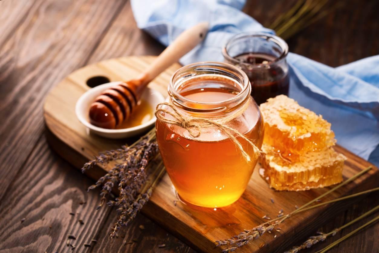 miel de printemps et de forêt